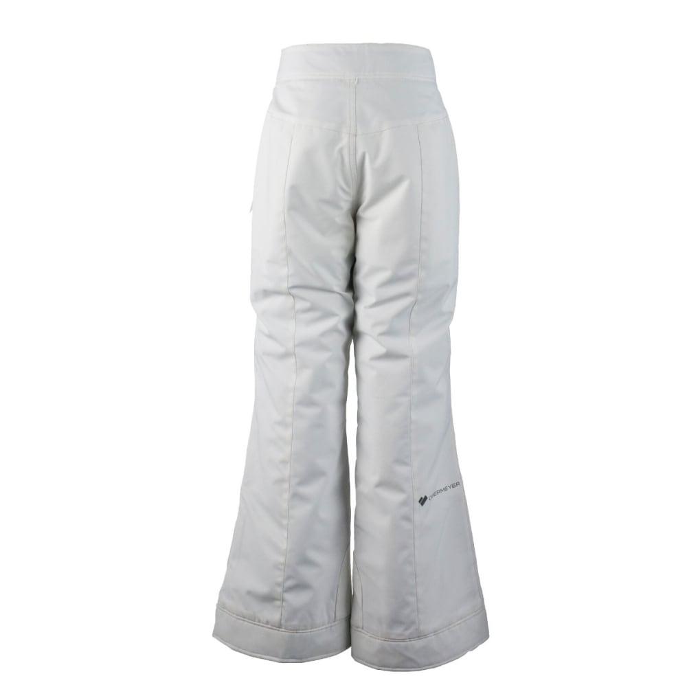 OBERMEYER Girls' Elsie Pant - WHITE