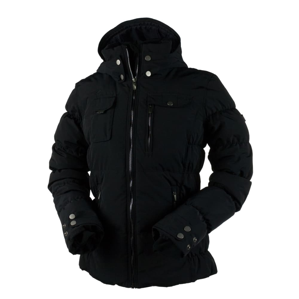 OBERMEYER Women's Leighton Jacket - BLACK