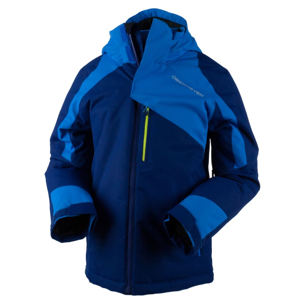 OBERMEYER Boys' Outland Jacket - DUSK