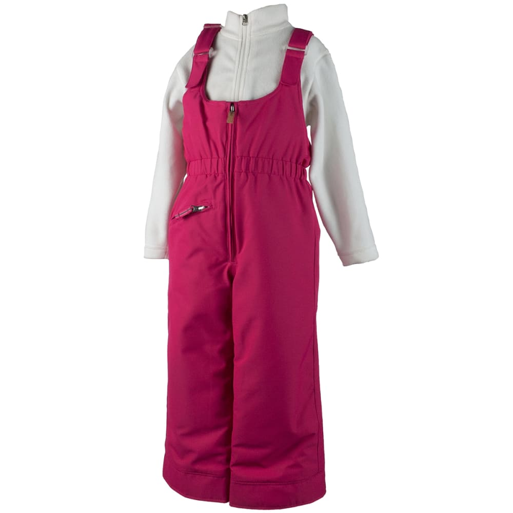 OBERMEYER Girls' Snoverall Pant - GLAMOUR PINK