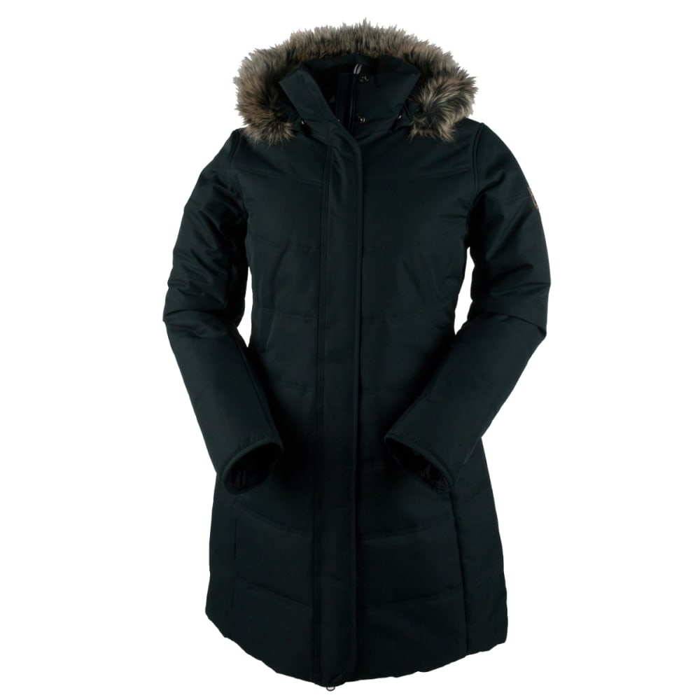 OBERMEYER Women's Tuscany Parka - BLACK