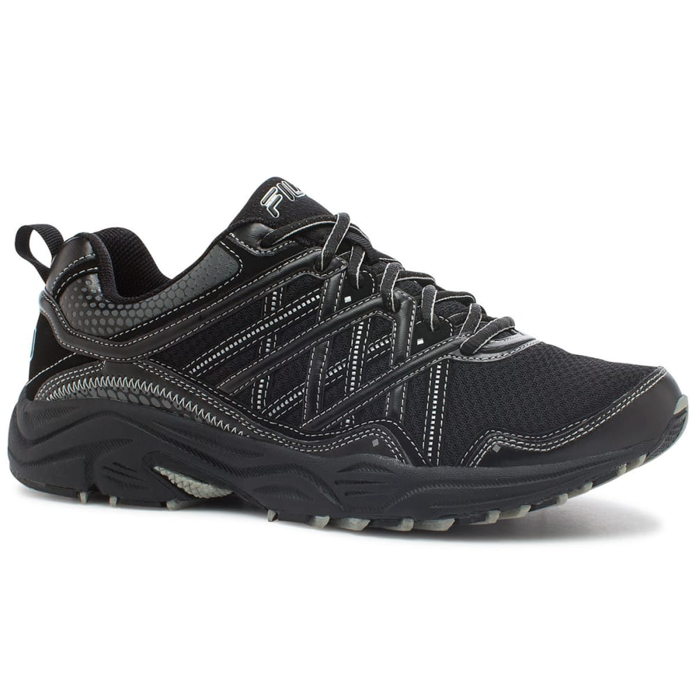 FILA Men's Headway 7 Sneakers - BLACK