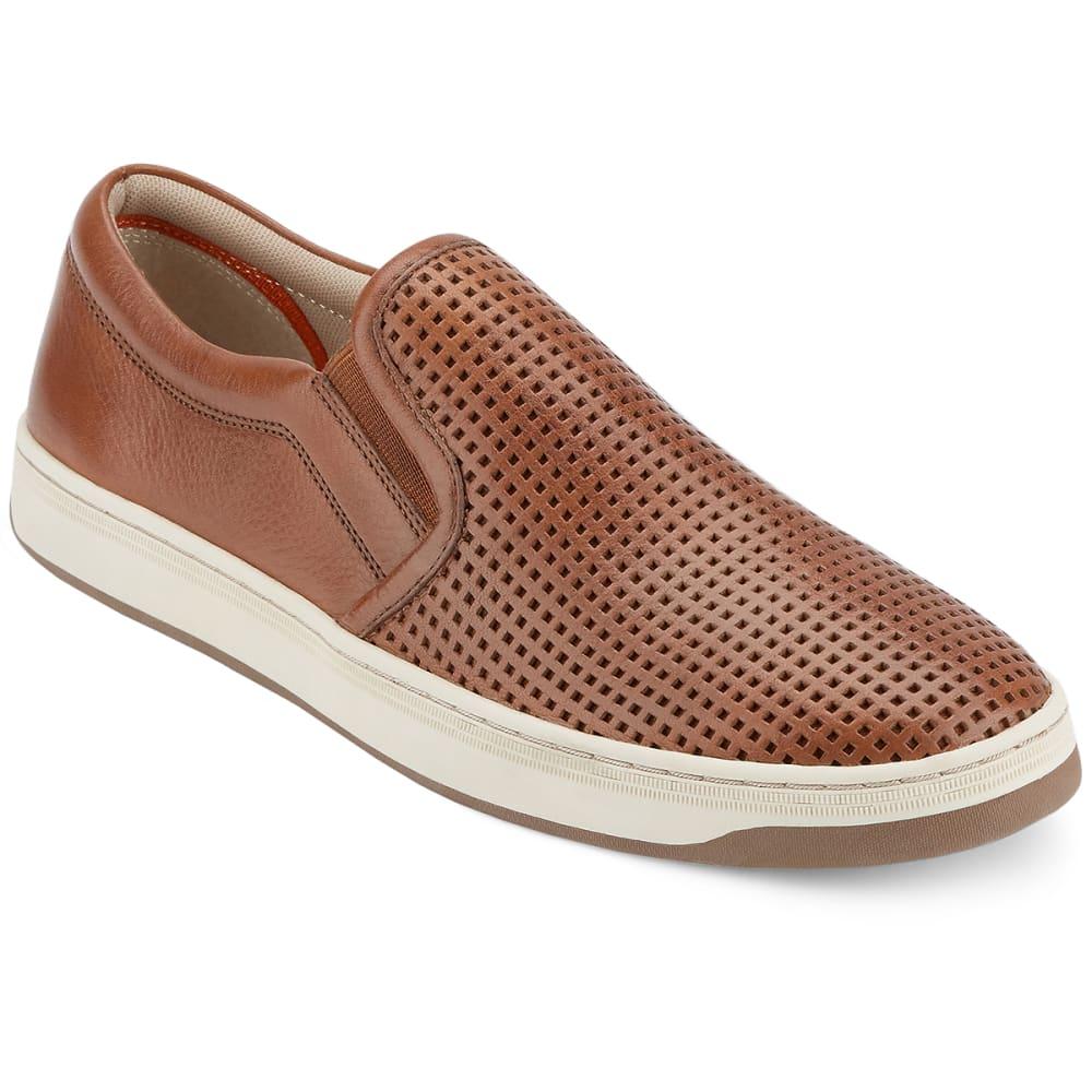 DOCKERS Men's Norcross Slip-On Casual Shoes, Cognac - COGNAC