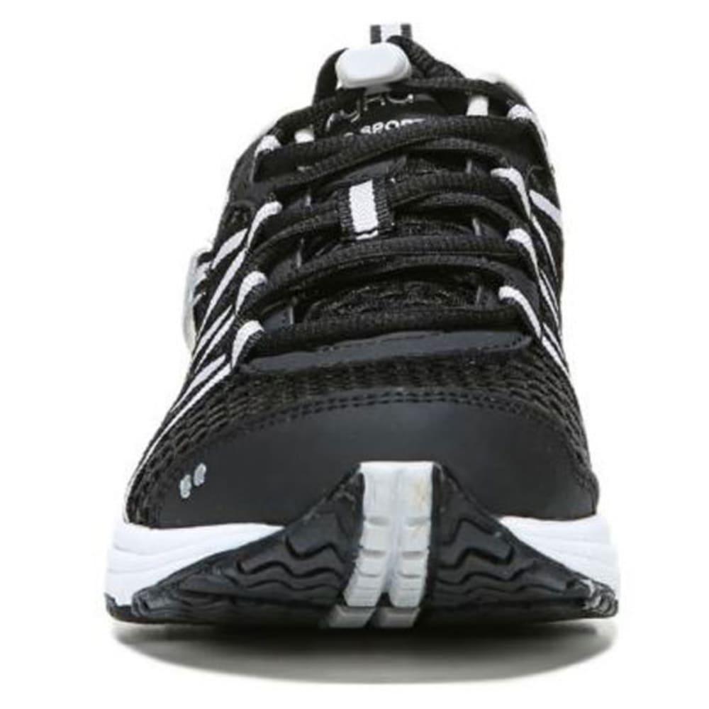 RYKA Women's Hydro Sport Training Shoes - BLACK