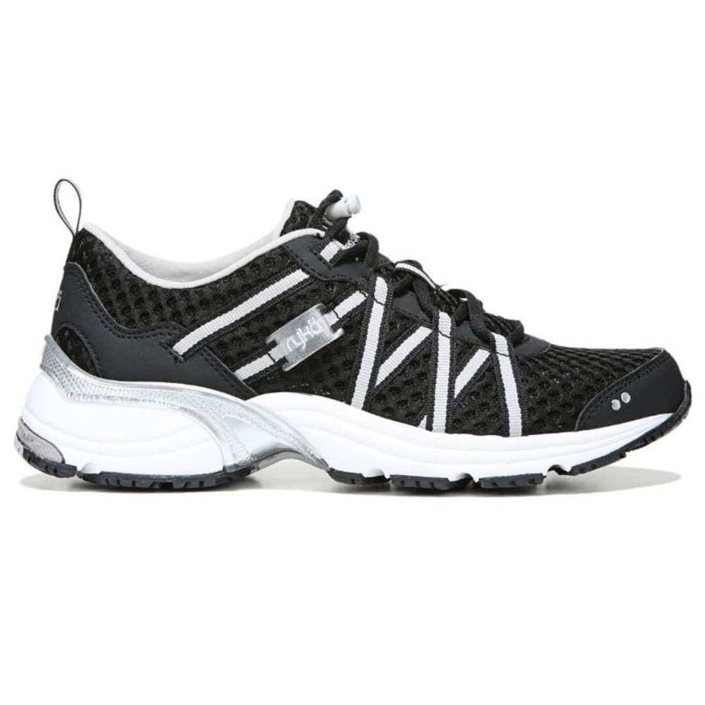 RYKA Women's Hydro Sport Training Shoes - BLACK
