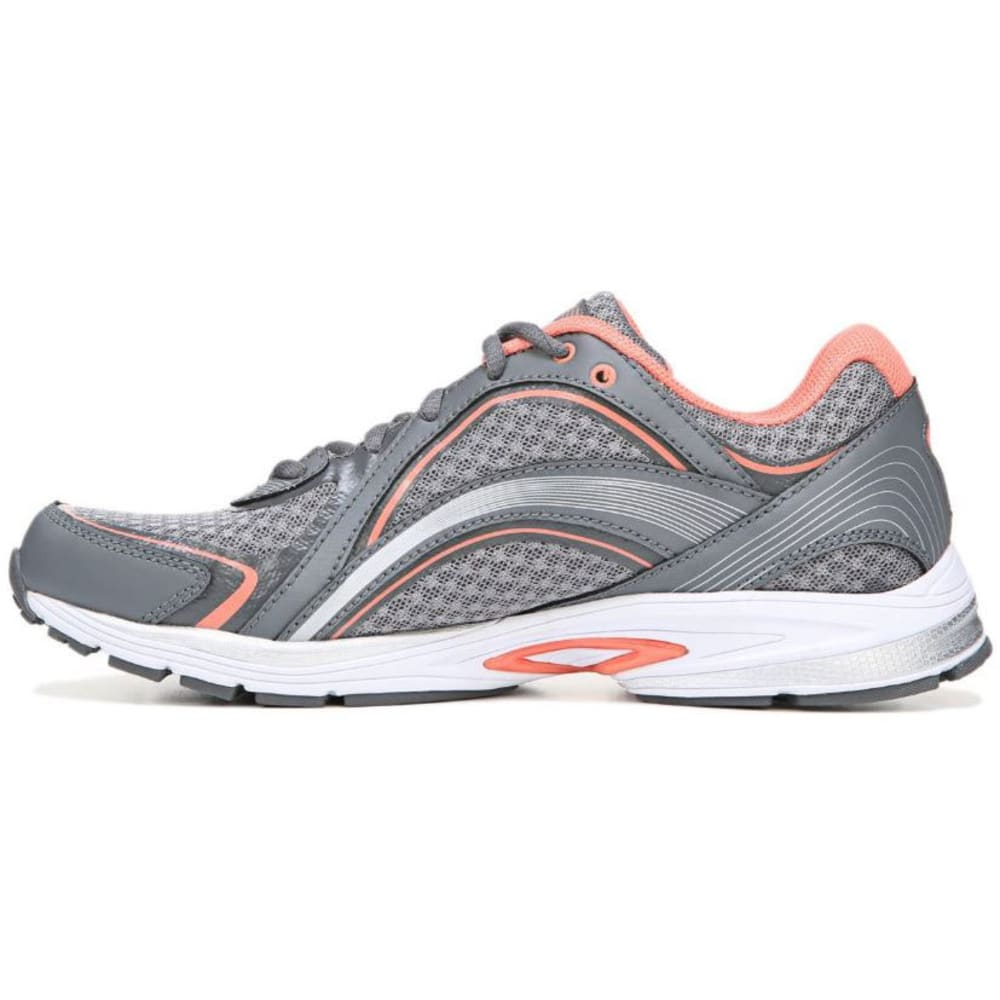 RYKA Women's Sky Walk Walking Shoes - LION GREY/FROST GREY