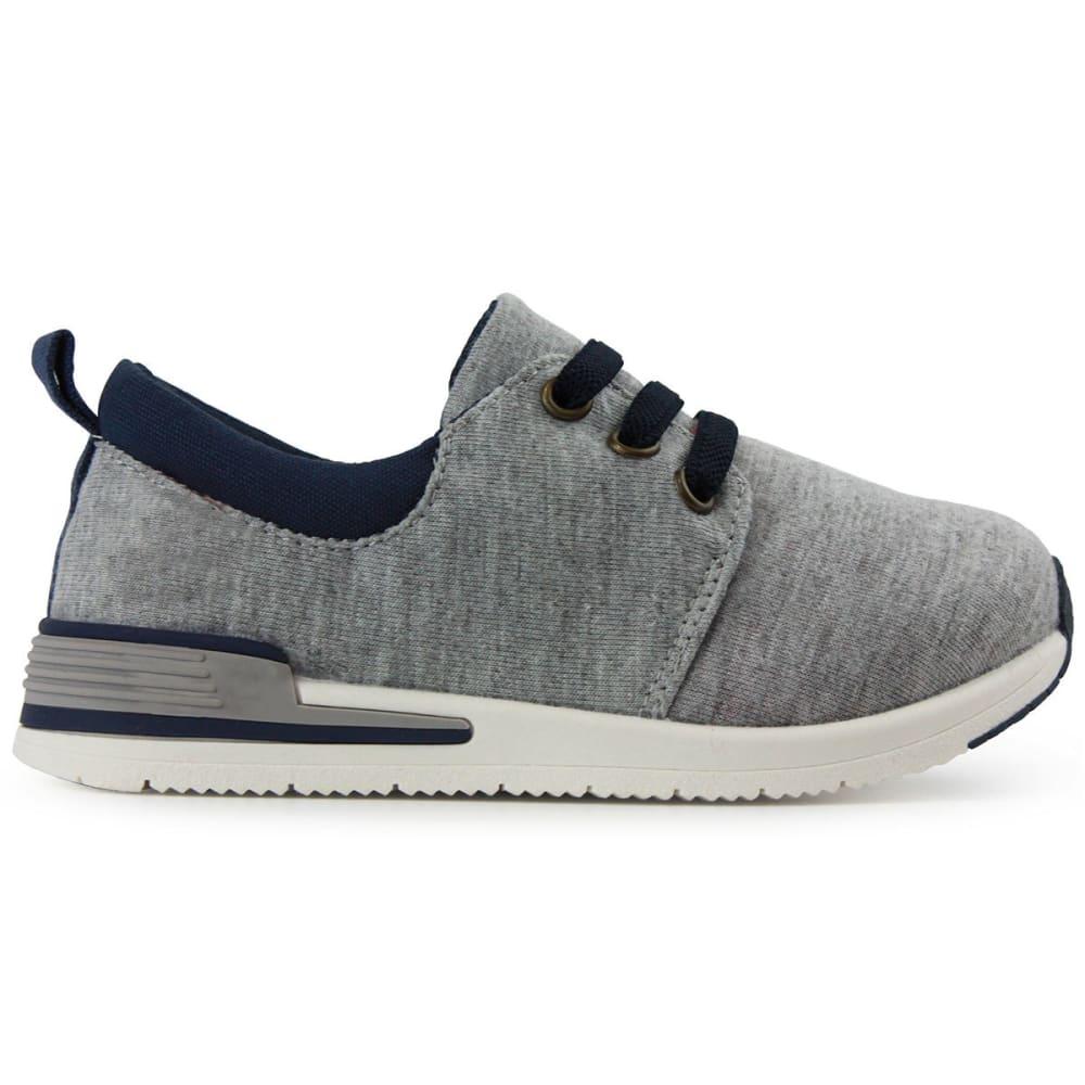OOMPHIES Boys' Sunny Shoes, Grey - GREY