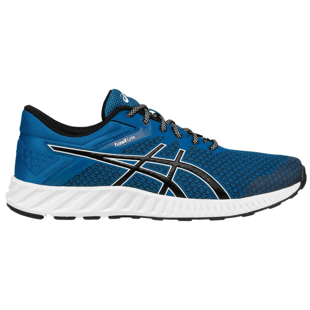 ASICS Men's FuzeX Lyte 2 Running Shoes, Thunder Blue - THUNDER BLUE