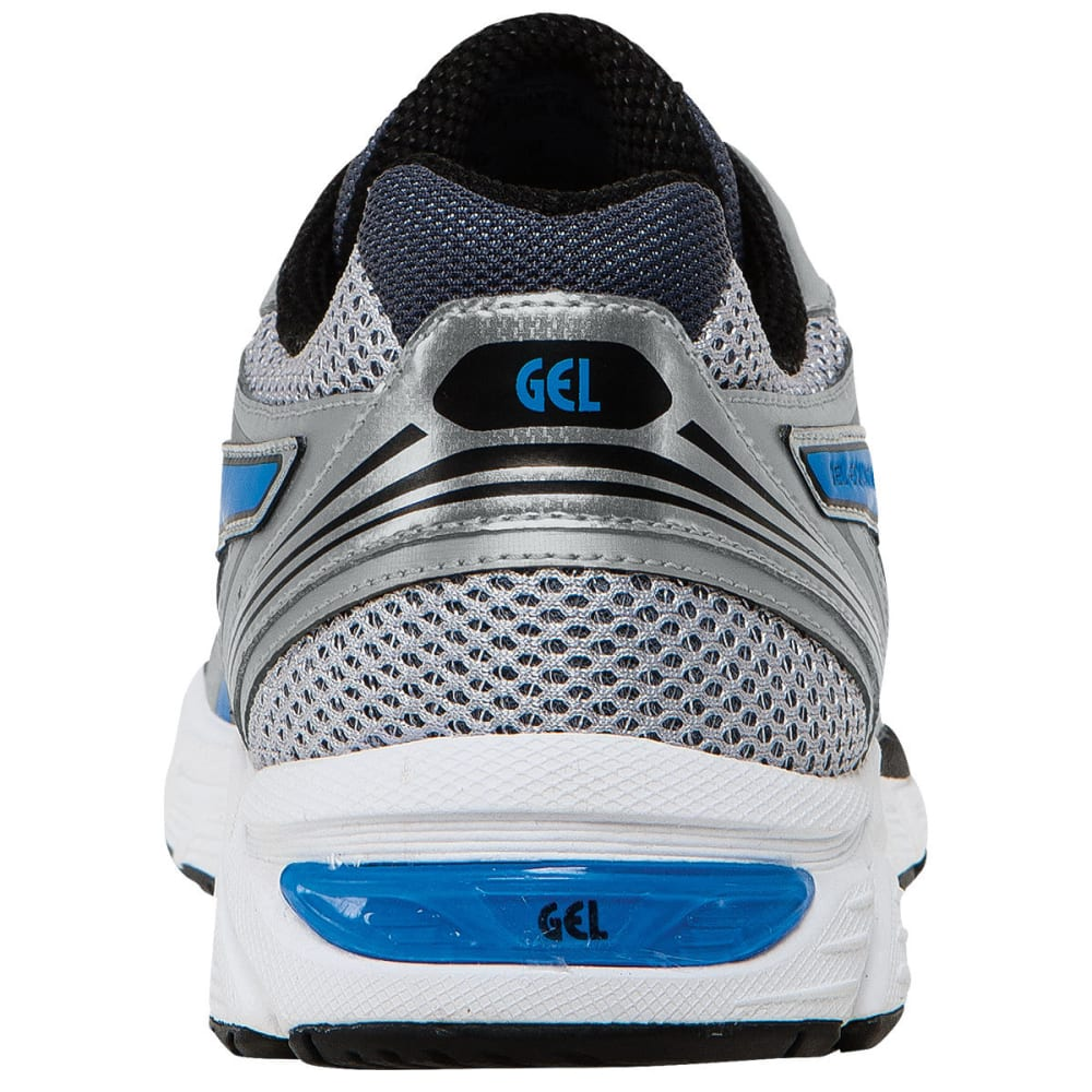 ASICS Men's GEL-Equation 8 Running Shoes, Lightning, Wide - GREY