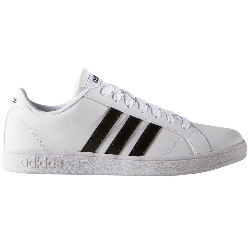 Adidas Women's Baseline Shoes - White, 8