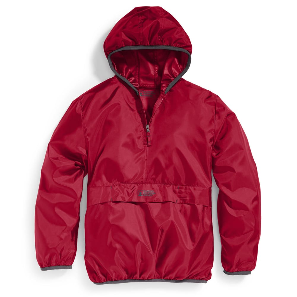 EMS Kids' Fast Pack II Jacket - CHILI PEPPER RED