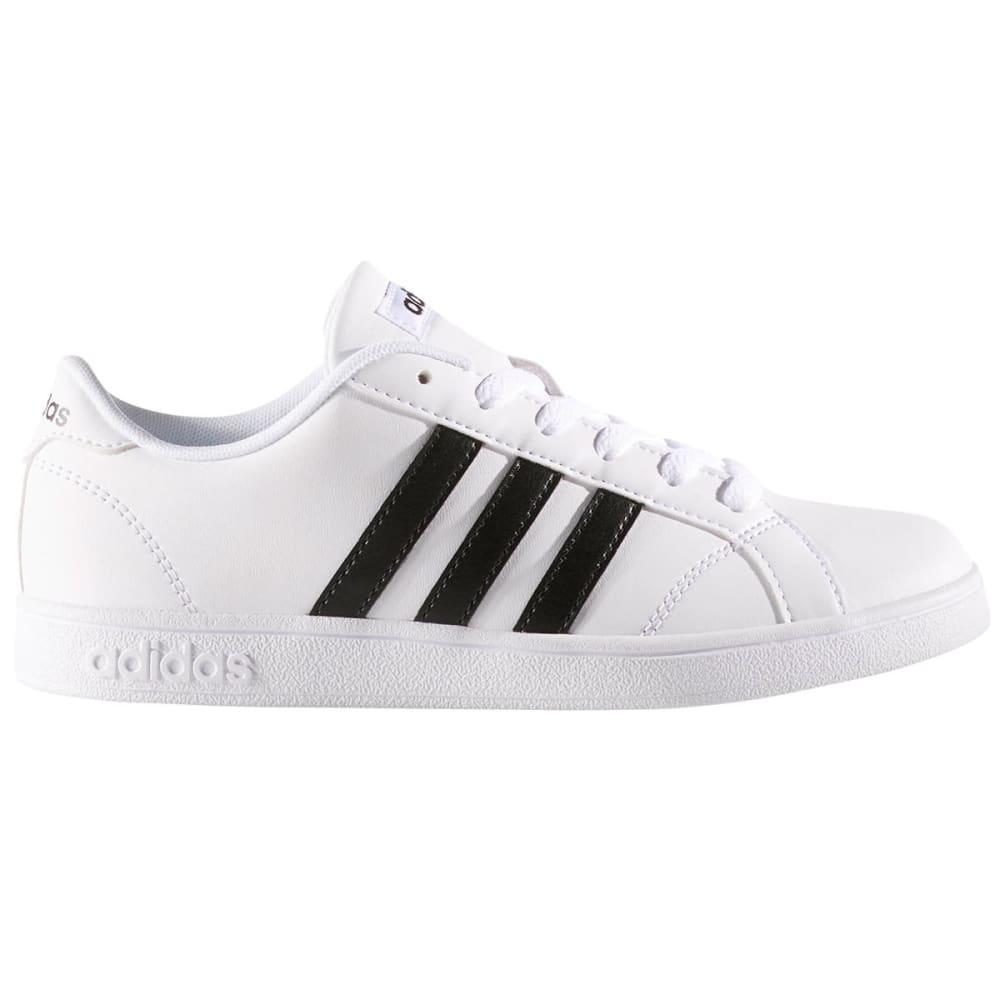 ADIDAS Girls' Neo Baseline Shoes - WHITE