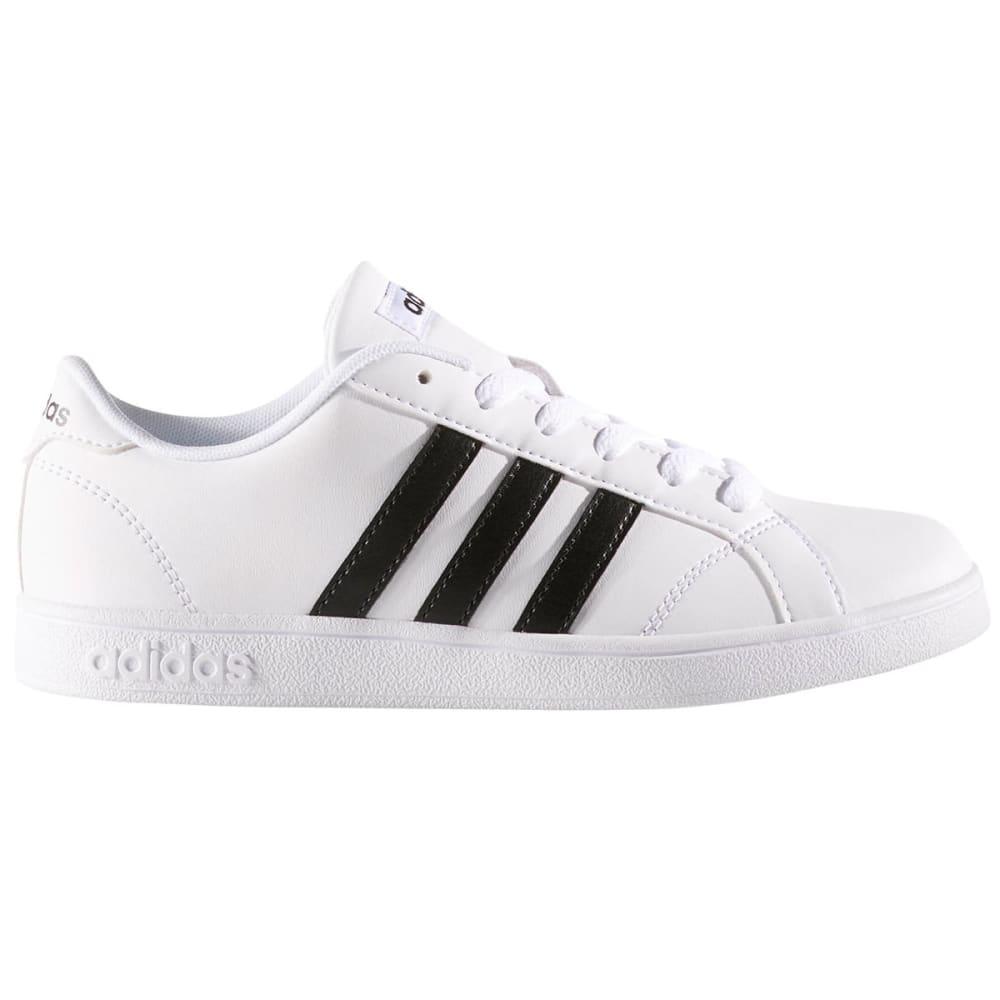 ADIDAS Girls' Neo Baseline Shoes - WHITE