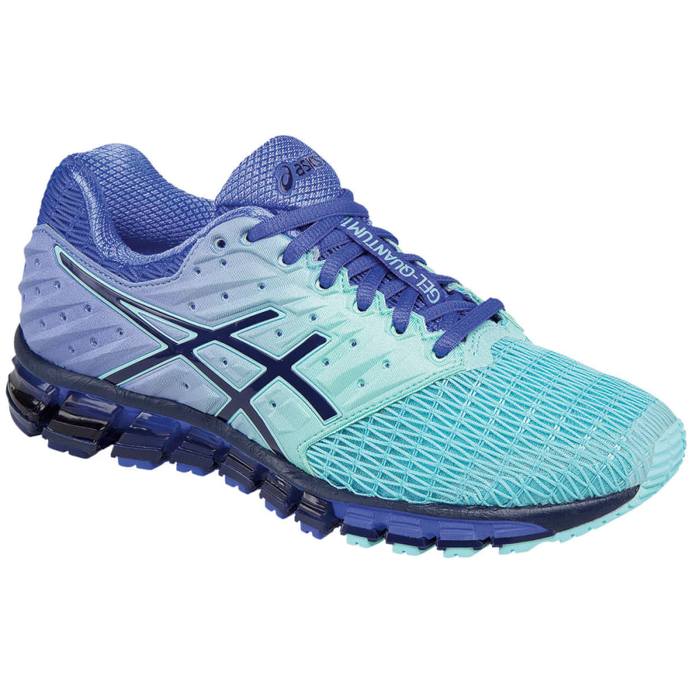 Asics Women's Gel-Quantum 180 2 Running Shoes, Aruba Blue