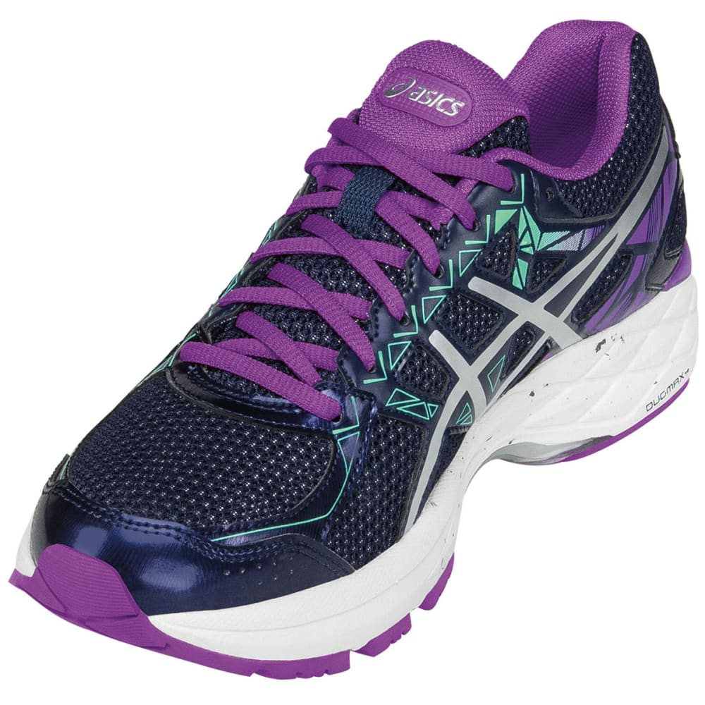 ASICS Women's GEL-Exalt 3 Running Shoes, Indigo - NAVY