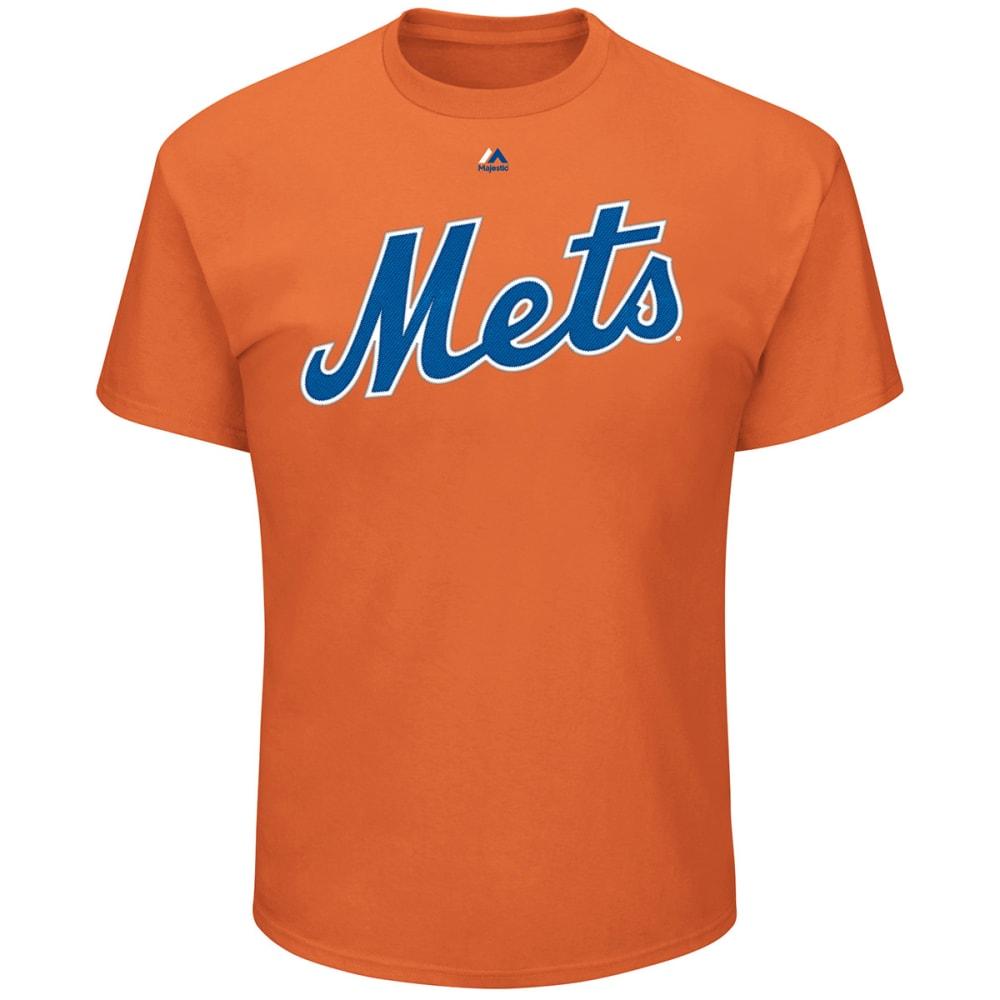 NEW YORK METS Men's Syndergaard Official Name and Number Tee - ORANGE