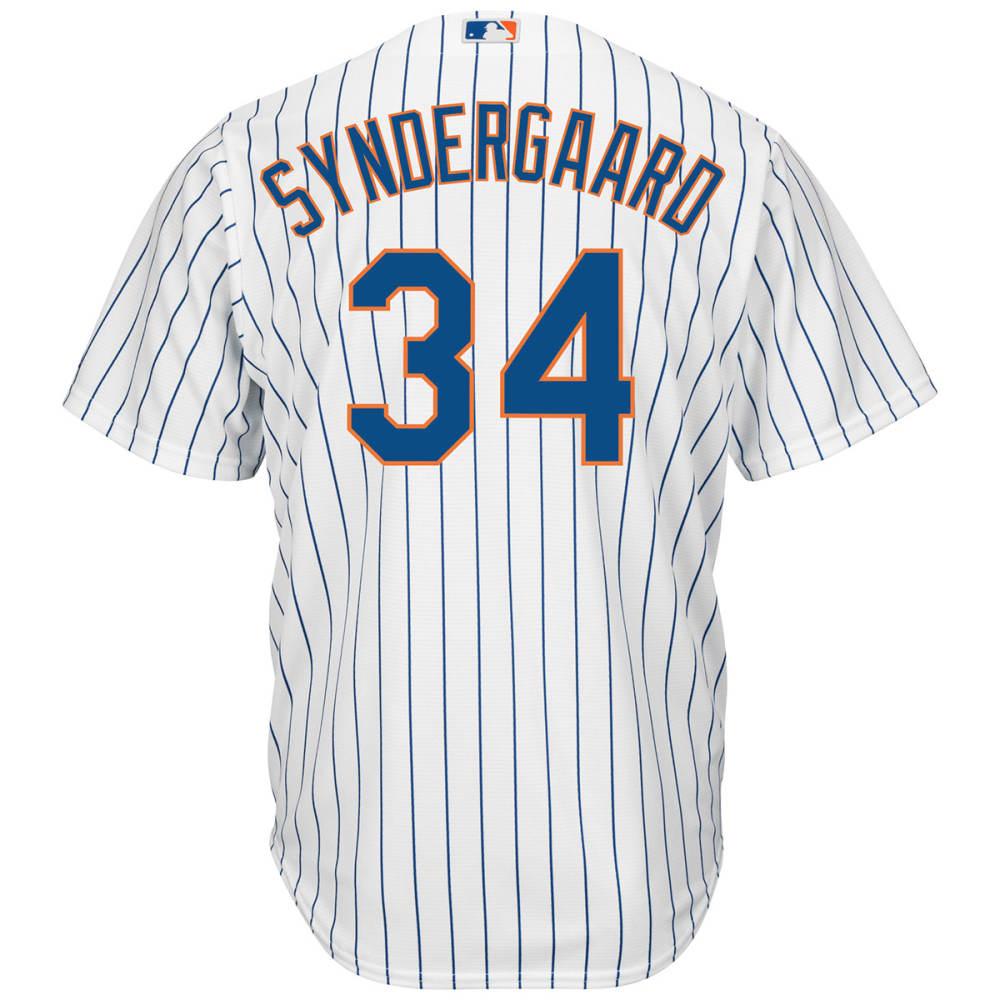 NEW YORK METS Men's Syndergaard Cool Base Jersey - WHITE