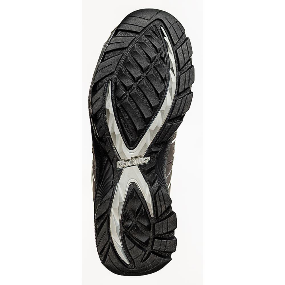 NAUTILUS Men's No Exposed Metal Soft Toe Athletic Work Shoes, Medium - GREY