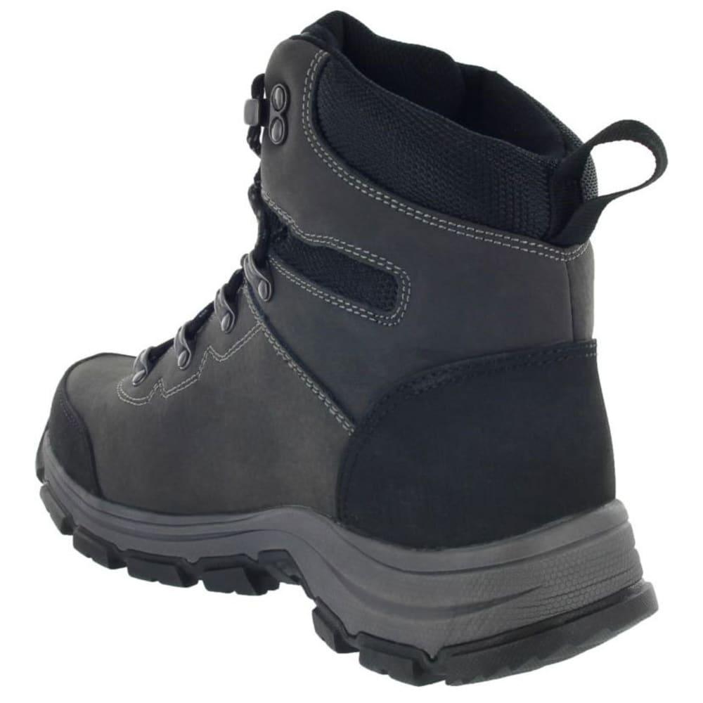 MAGNUM Men's Austin Mid Waterproof Work Boots, Wide - CHARCOAL