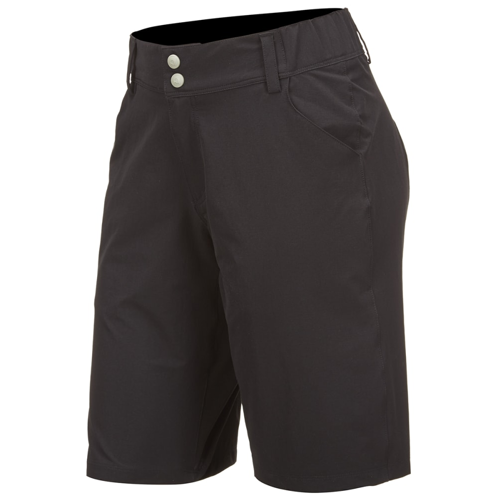 EMS Women's Transition Cycling Shorts - BLACK