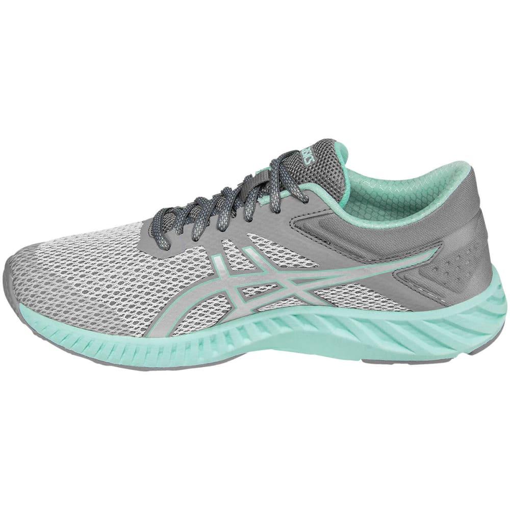 ASICS Women's FuzeX Lyte 2 Running Shoes, Mid Grey - GREY