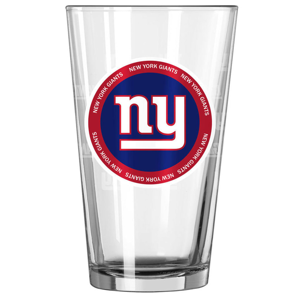 NEW YORK GIANTS 16 oz. ROH Pint Glass - GIANTS
