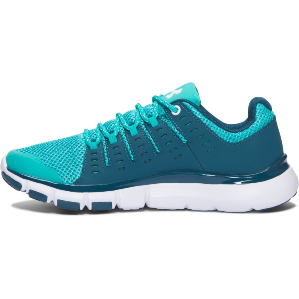 UNDER ARMOUR Women's Micro G Limitless 2 Training Shoes, Teal - TEAL