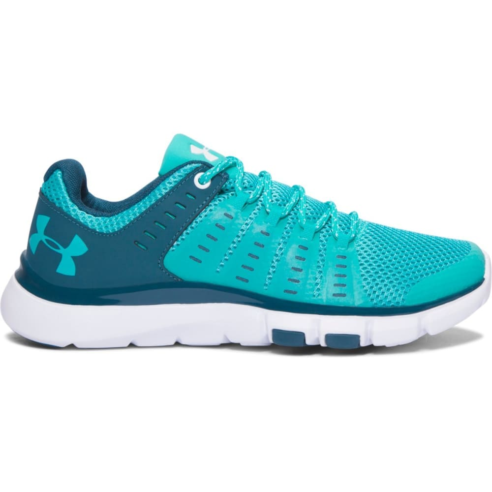 UNDER ARMOUR Women's Micro G Limitless 2 Training Shoes, Teal 6