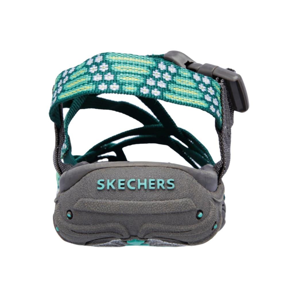 SKECHERS Women's Reggae - Loopy Sandals, Mint - MINT