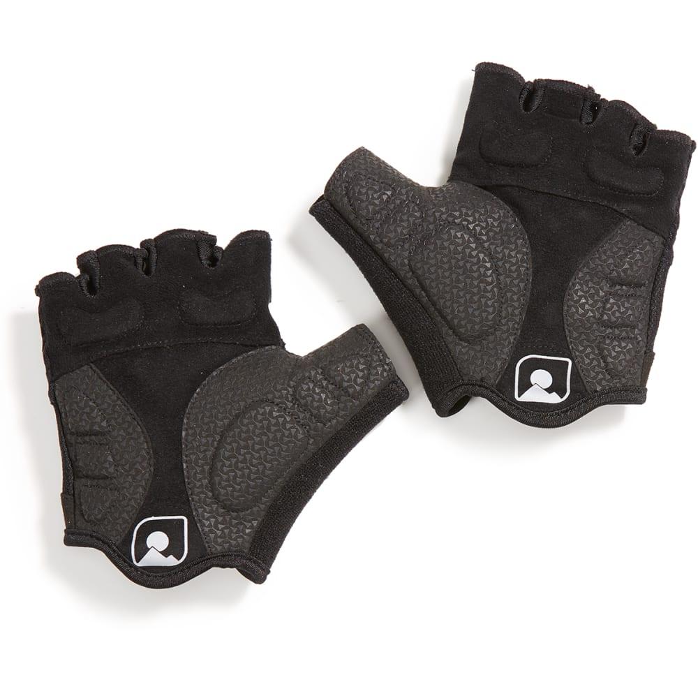 EMS Women's Half-Finger Gel Cycling Gloves - BLACK