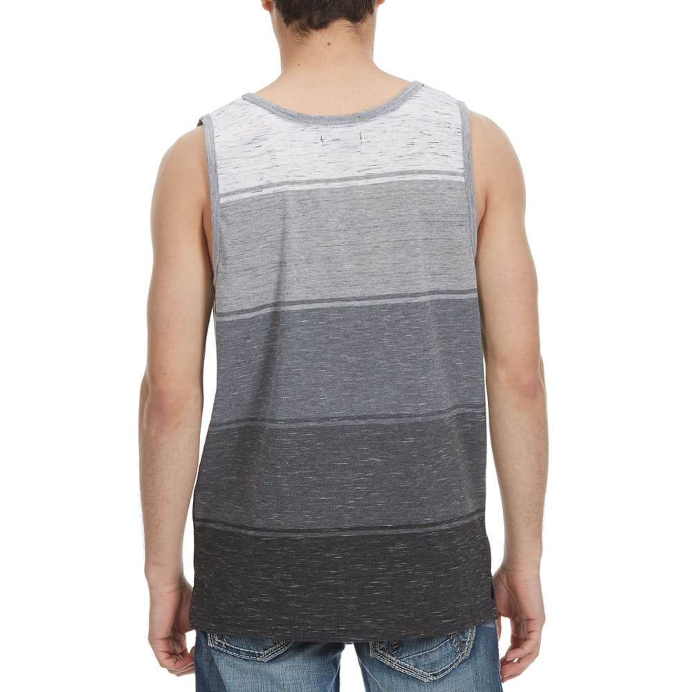 OCEAN CURRENT Guys' Raymundo Tri-Block Tank Top - BLACK