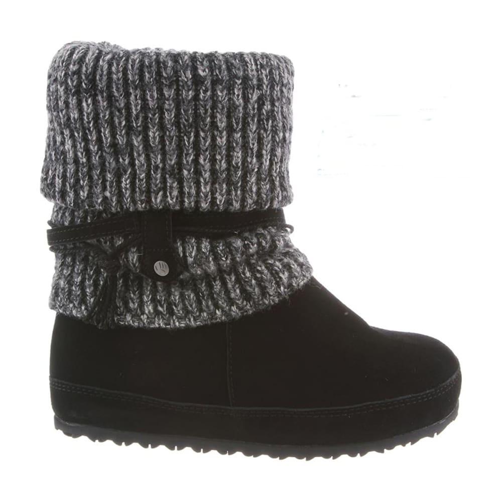 BEARPAW Women's Cosima Boots - BLACK II