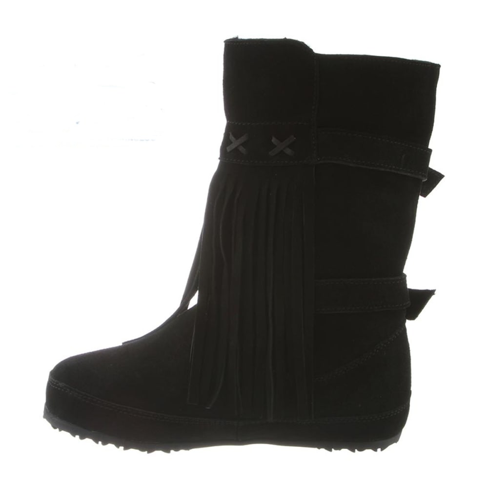 BEARPAW Women's Krystal Boots - BLACK II