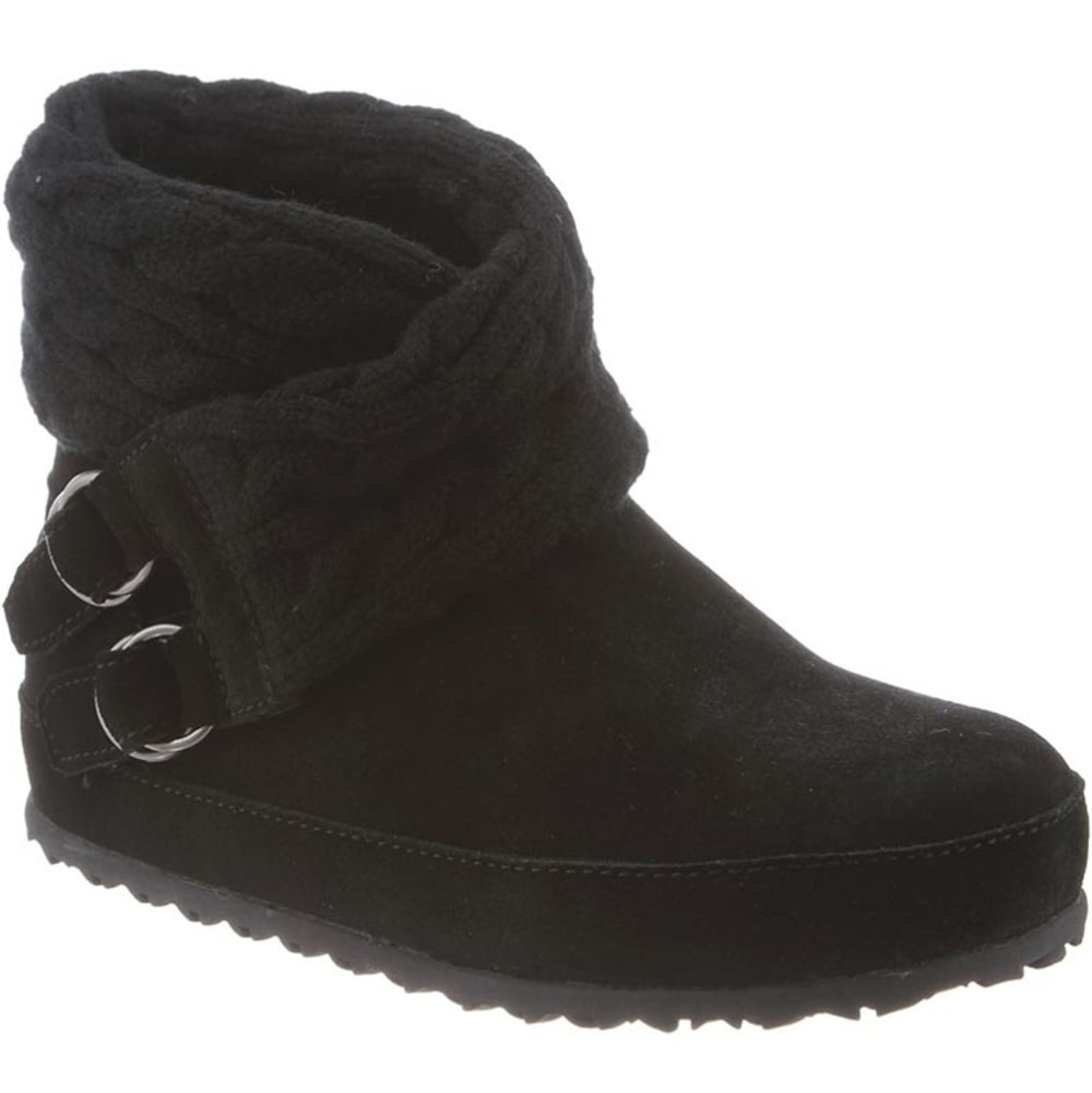 Bearpaw Women's Alison Boots - Black, 5