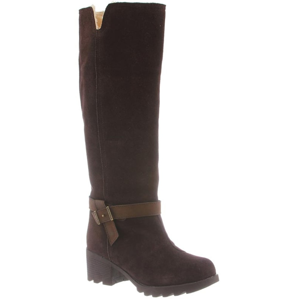 Bearpaw Women's Stephanie Boots - Brown, 5