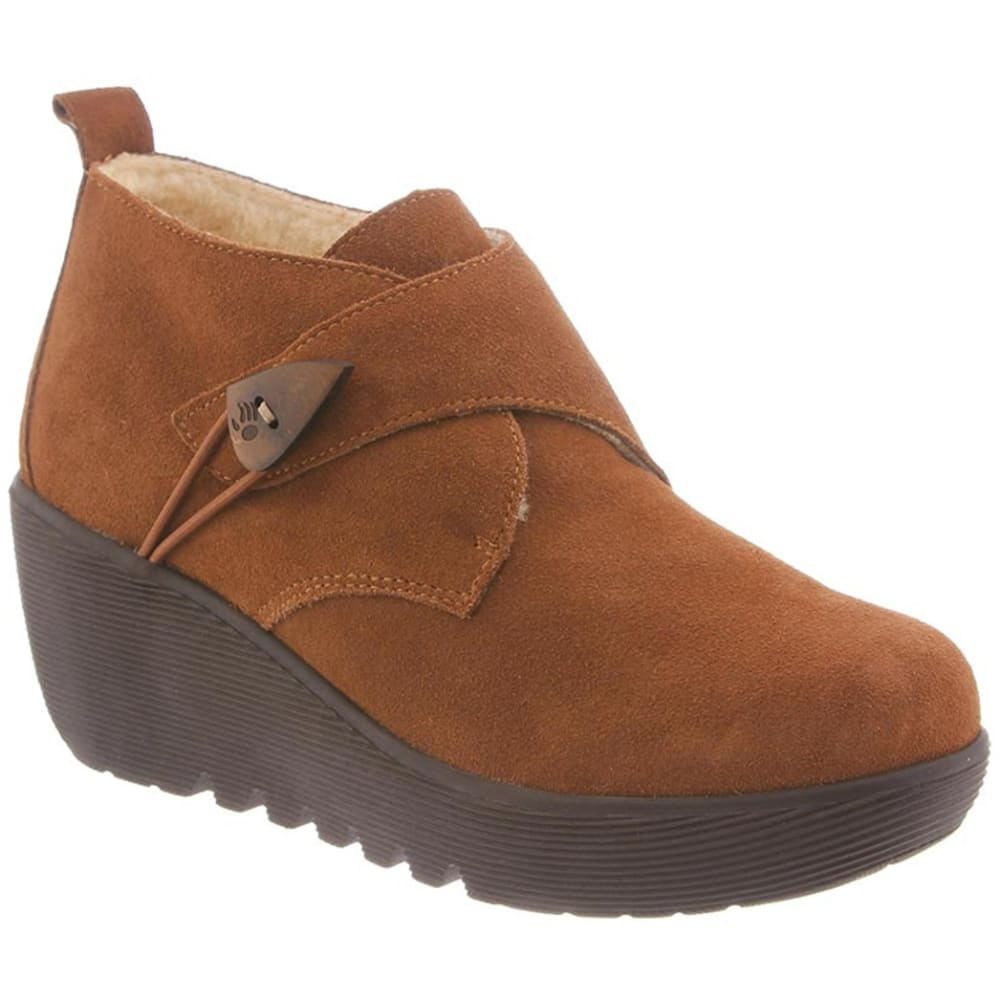Bearpaw Women's Ellis Boots - Brown, 5