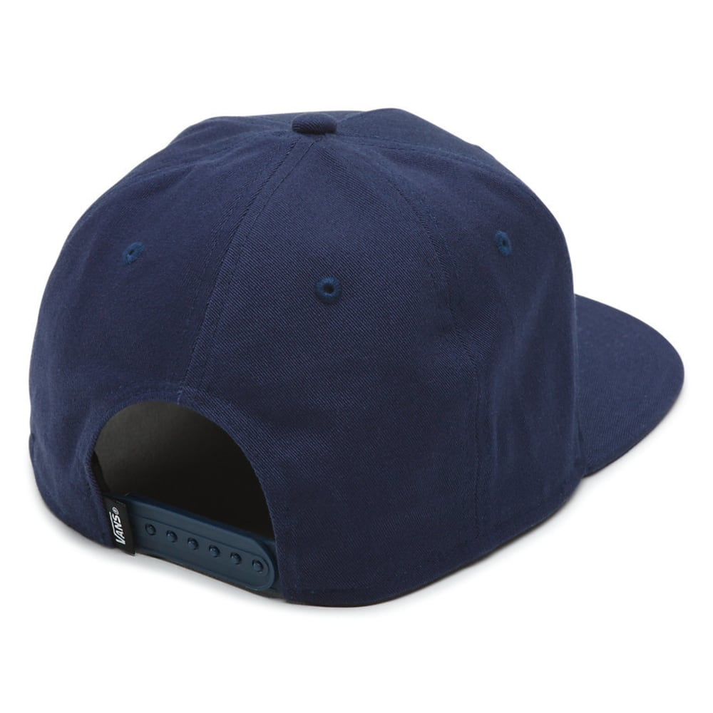 VANS Guys' Sea Cruise Snapback Hat - DRESS BLUE