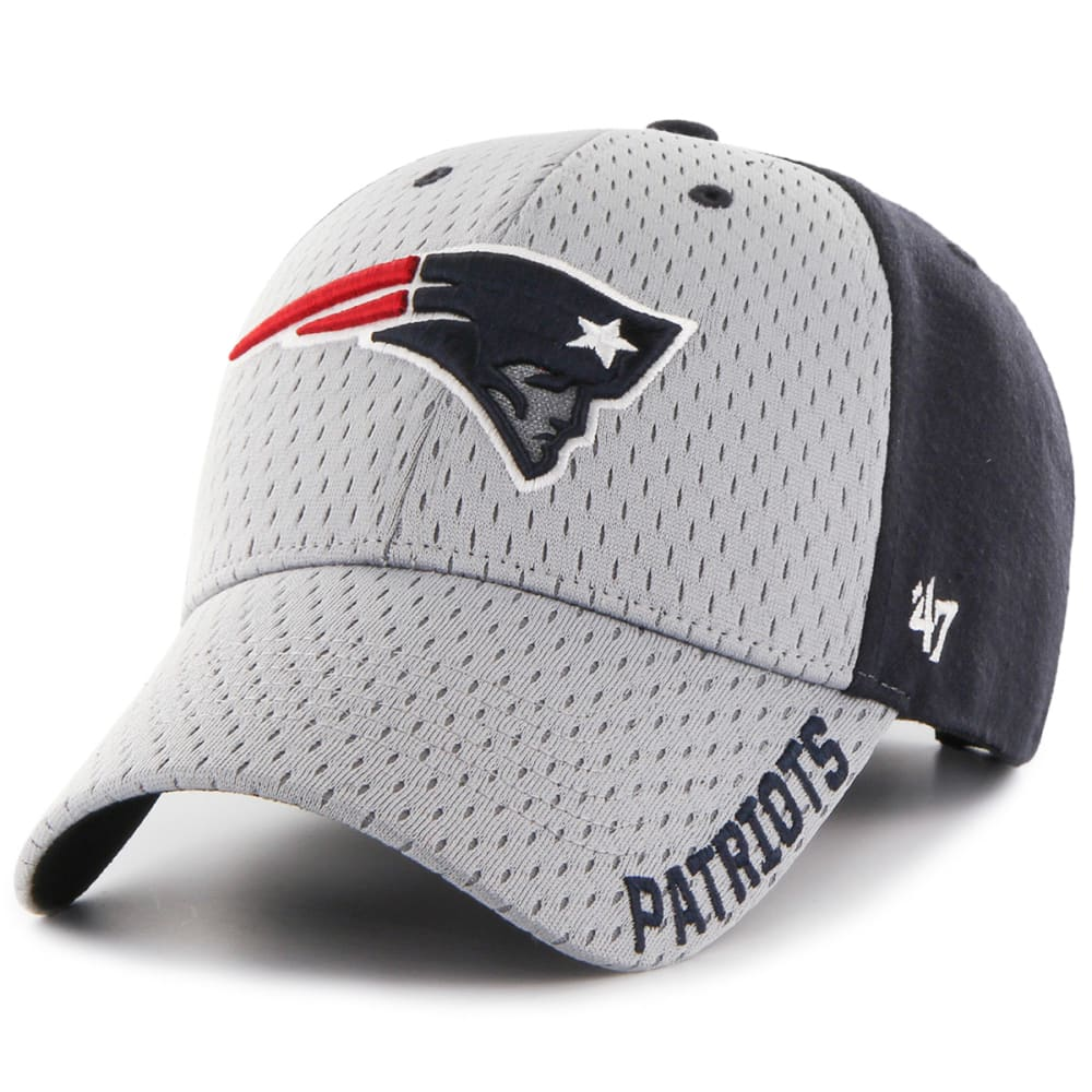 NEW ENGLAND PATRIOTS Men's Feeney Adjustable Cap - NAVY