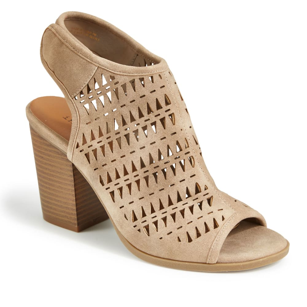 INDIGO RD Women's Pedana Heeled Sandals - TAUPE