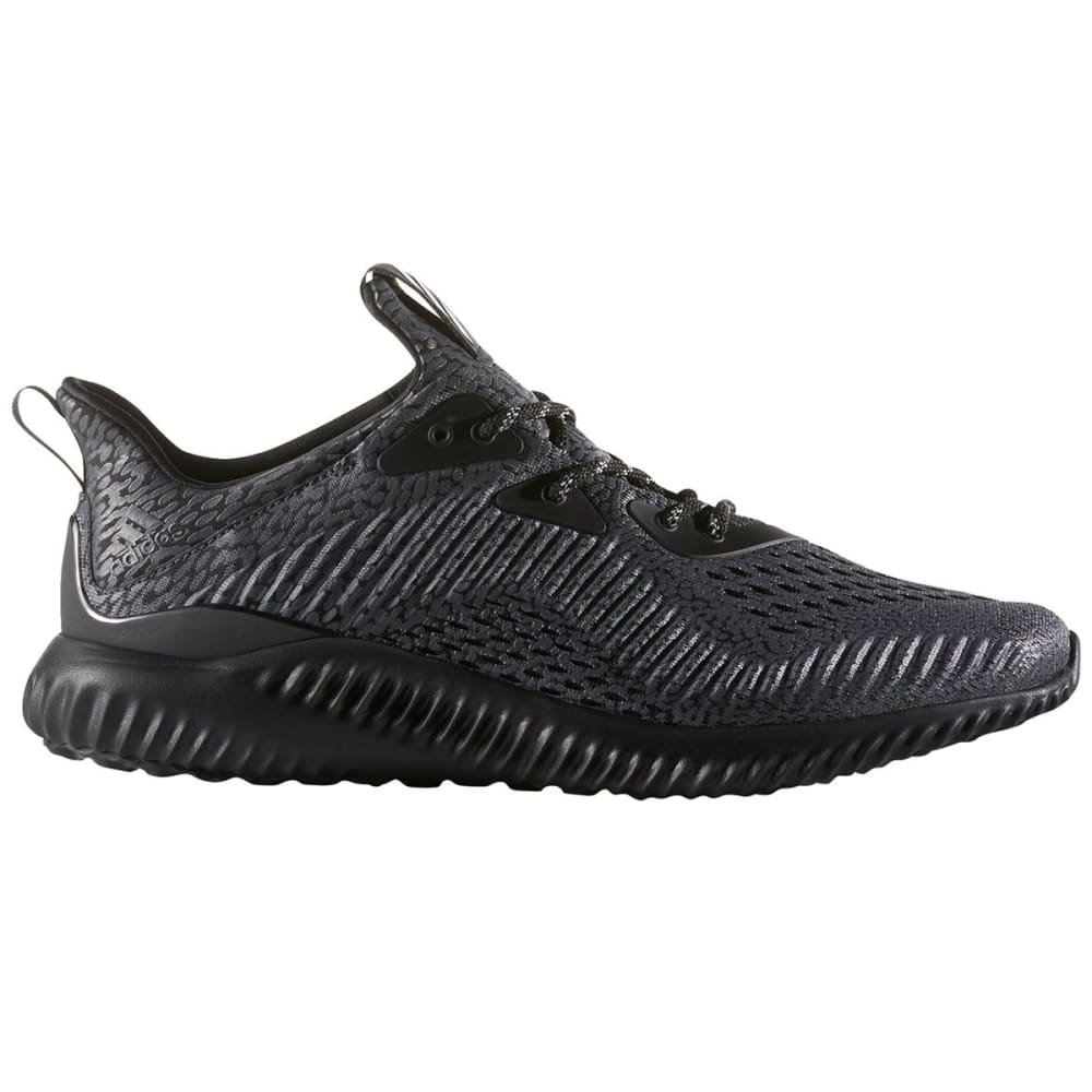 Adidas Men's Alphabounce Ams Running Shoes - Black, 8