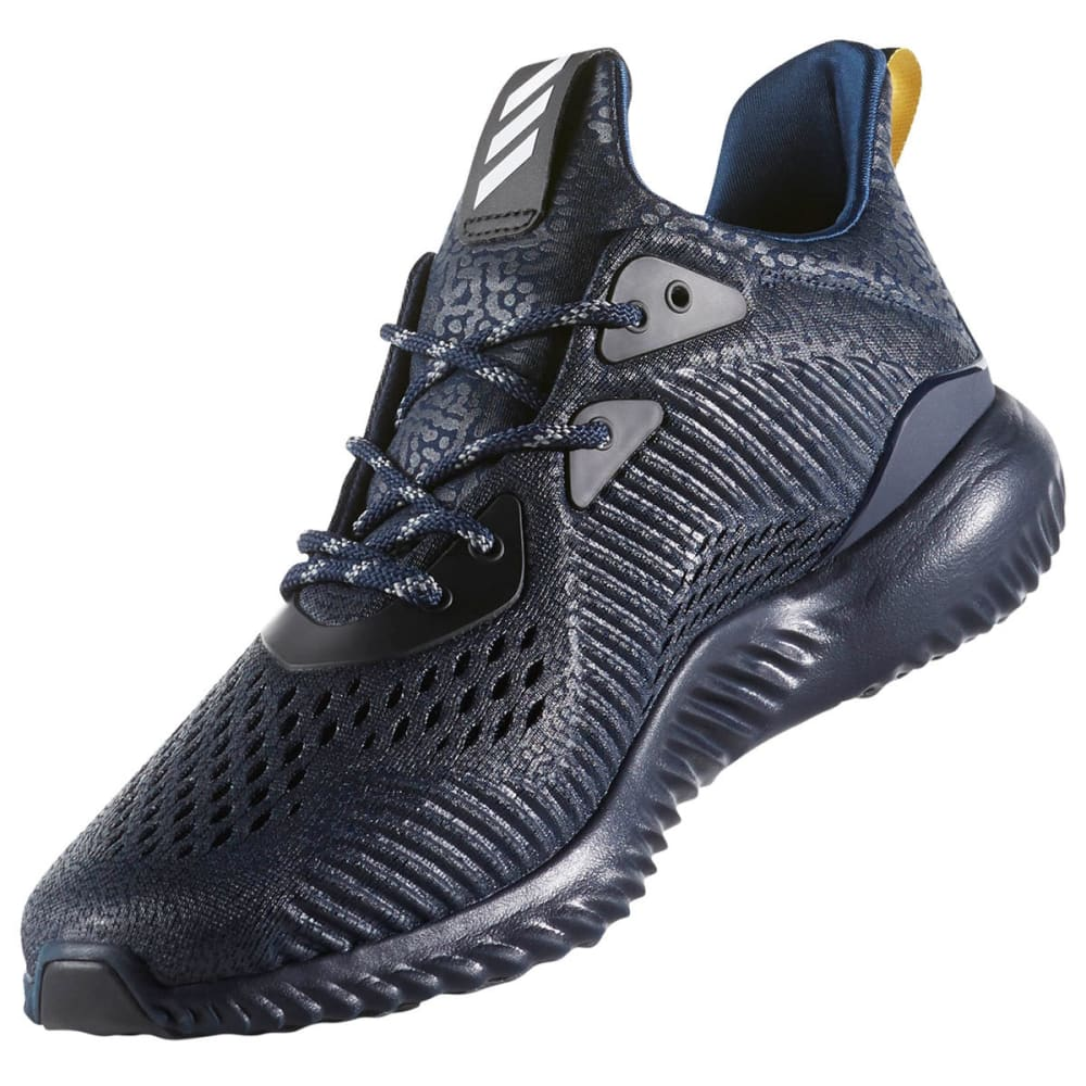 ADIDAS Men's AlphaBounce AMS Running Shoes - NAVY