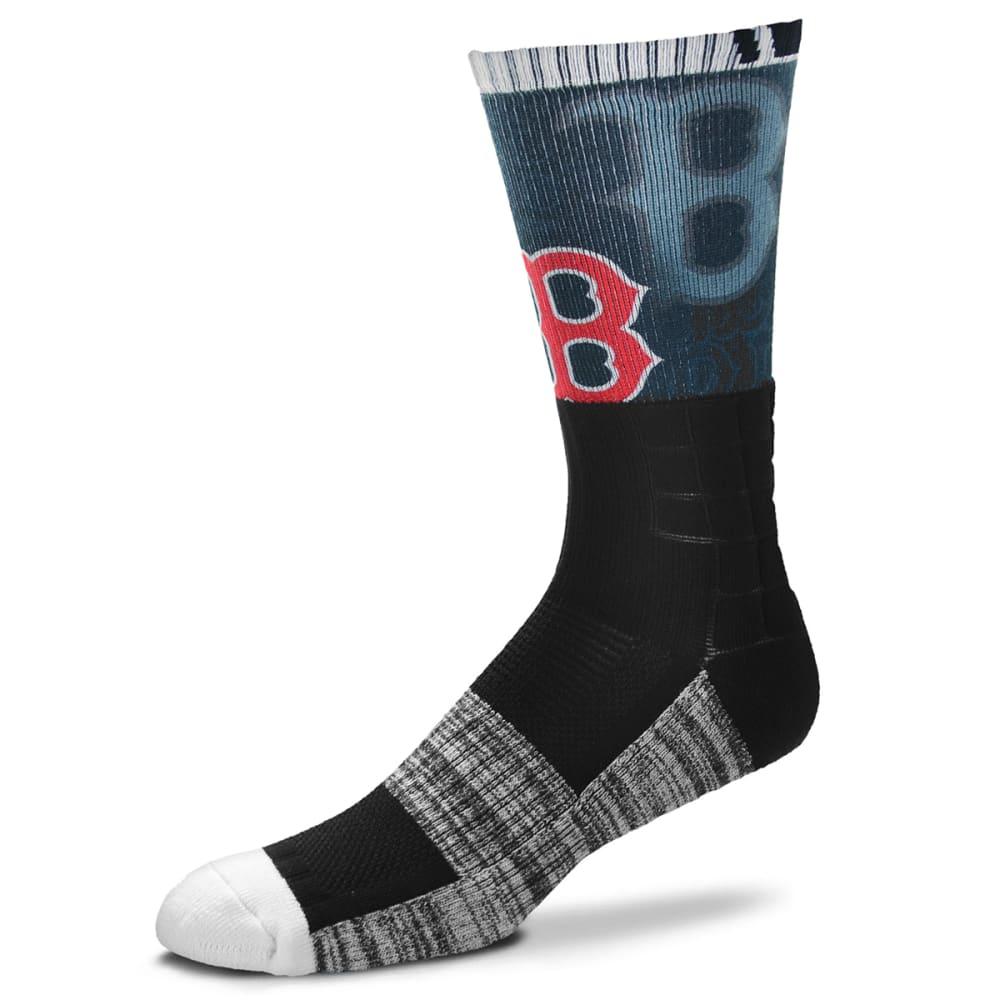 BOSTON RED SOX Blackout Socks - BLACK
