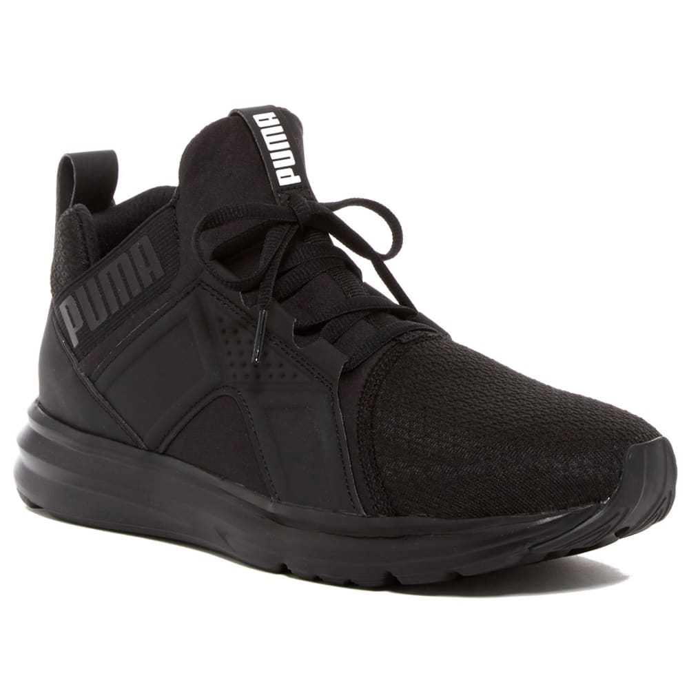 PUMA Men's Enzo Shoes - BLACK