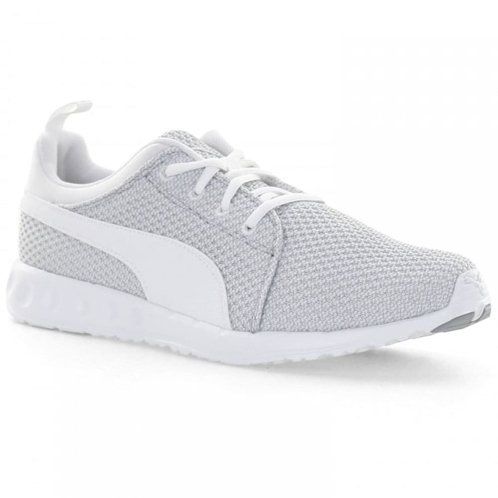 PUMA Men's Carson Knitted Sneakers - WHITE