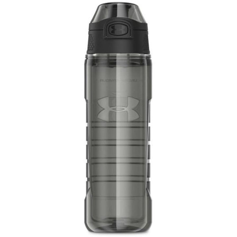 UNDER ARMOUR 18 oz. Double-Wall Tritan Water Bottle - SMOKE