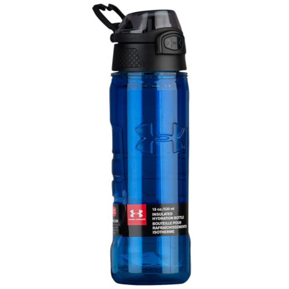 UNDER ARMOUR 18 oz. Double-Wall Tritan Water Bottle - BLUE