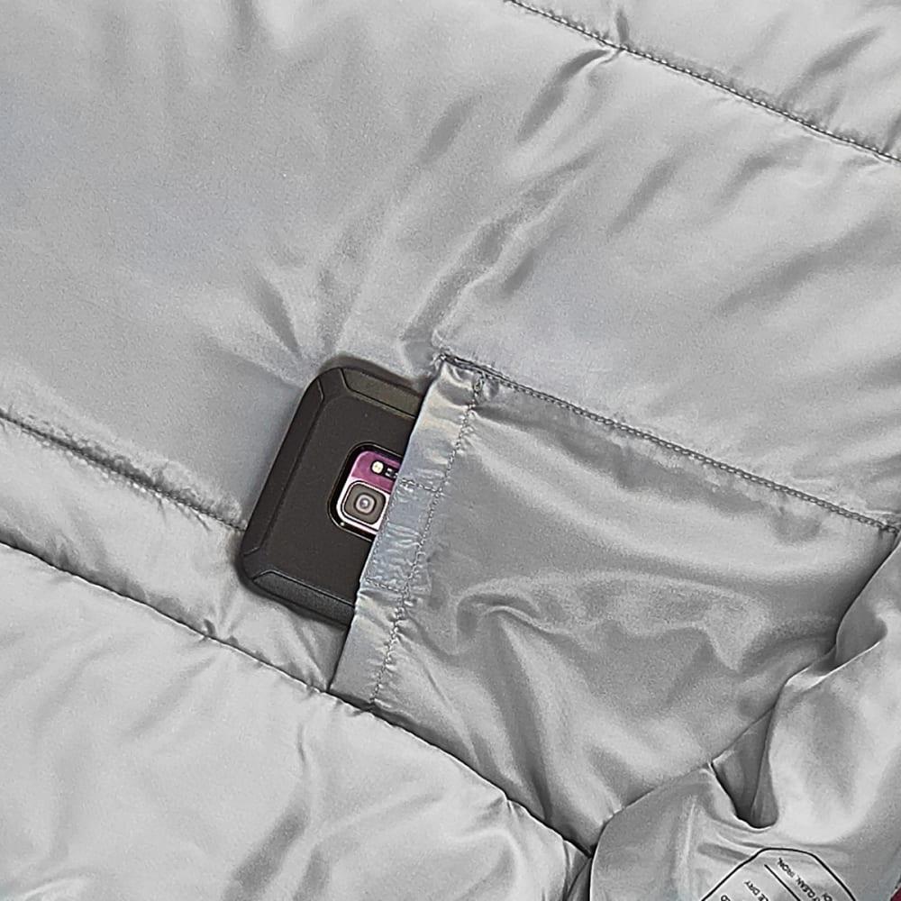 EMS Women's Solstice  20° Sleeping Bag - IMPERIAL PURPLE/PARA