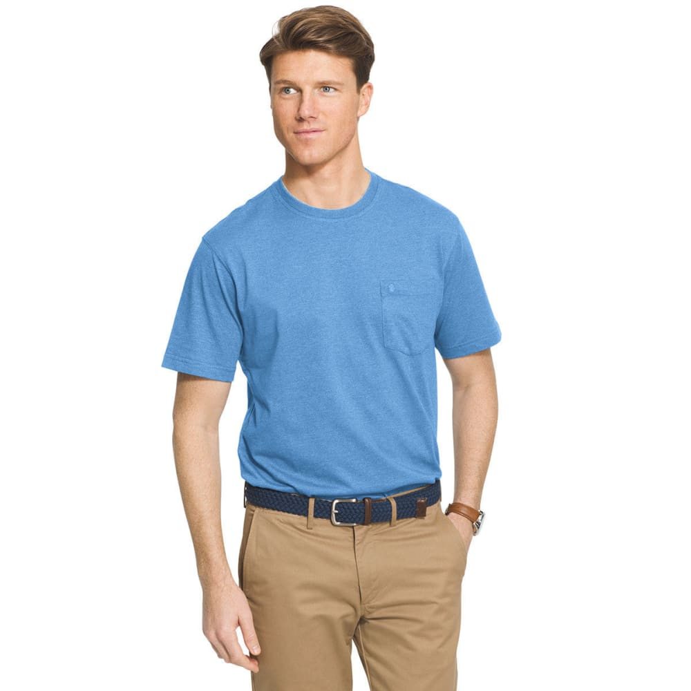 IZOD Men's Solid Chatham Point Short Sleeve Tee S