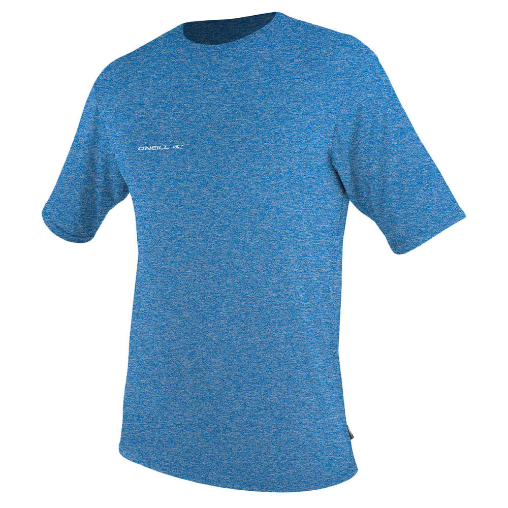 O'neill Men's Hybrid Short-Sleeve Surf Tee - Blue, S