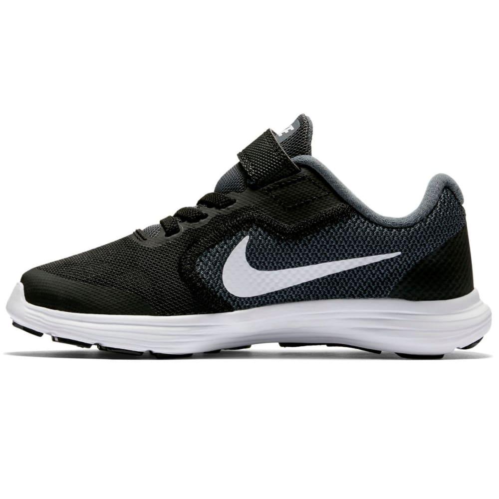 NIKE Little Boys' Revolution 3 Sneakers, Wide 1